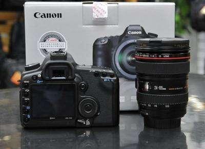 El venta: canon eos 5d mark ii 21mp dslr camera