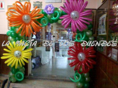 Decoraciones con globos car interior design - Fotos de decoracion ...