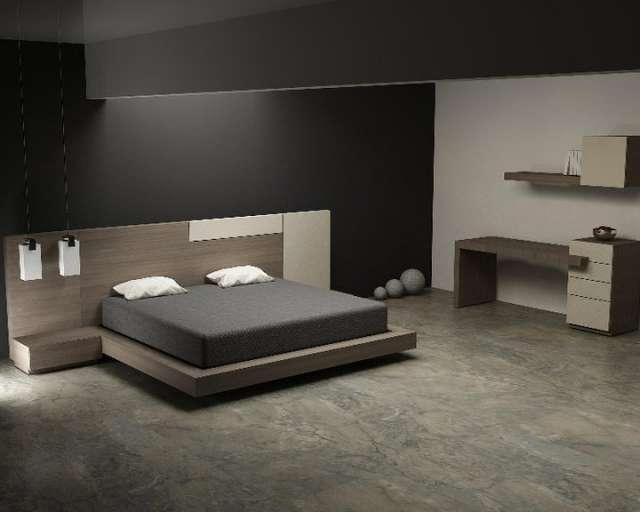 Fotos de camas modernas dormitorios estilo minimali en - Estilos de dormitorios ...