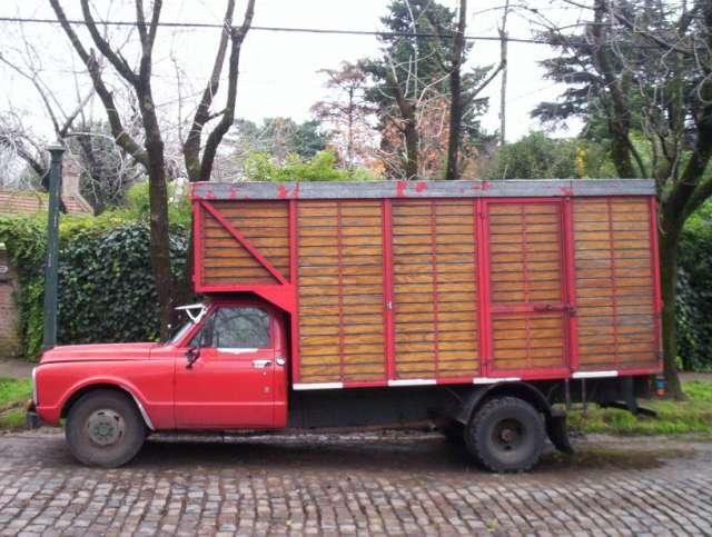 Logistica y distribucion camiones y camionetas zona norte