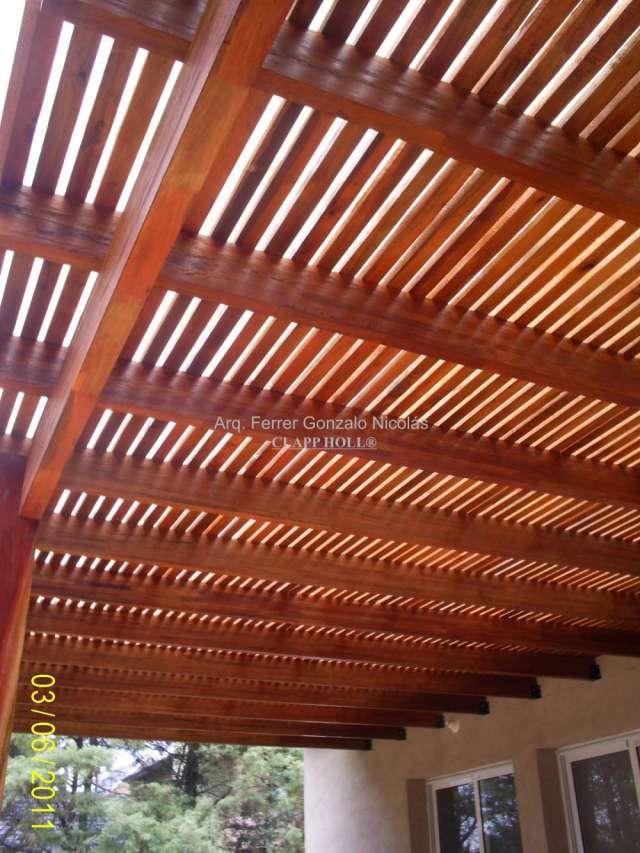 Vidrio para techos images - Cocheras abiertas ...