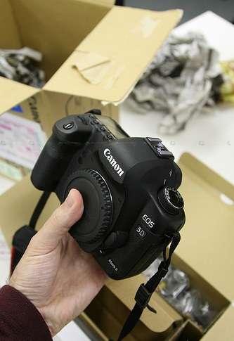 Canon eos 5d mark ii a la venta a un precio muy bueno