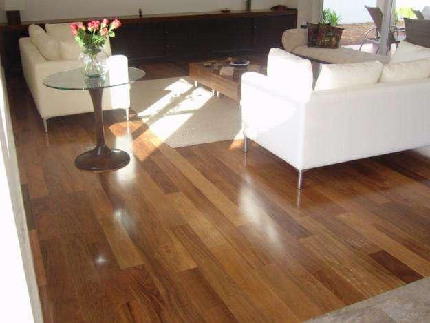Fotos de Pulido plastificado hidrolaqueado de pisos de madera promos 1