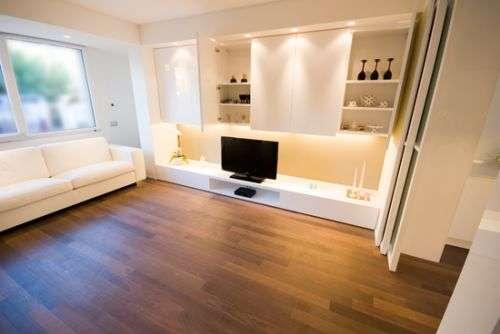 Fotos de Pulido plastificado hidrolaqueado de pisos de madera promos 4