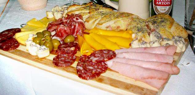 Calentar y Comer Tu COCINERA viandas diarias cocino para reuniones, fiestas o ev 17