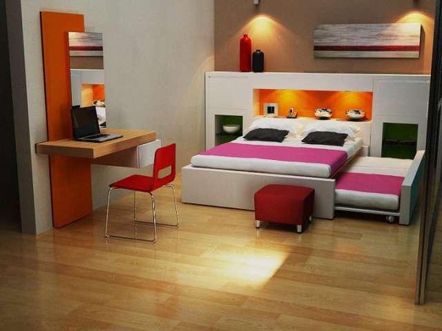 Juego de dormitorios juveniles dise os arquitect nicos for Juego de cuartos juveniles