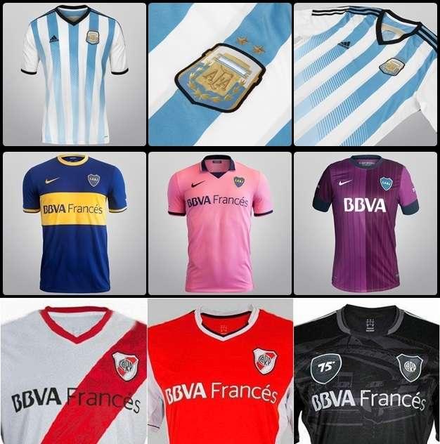 Camisetas de futbol por mayor