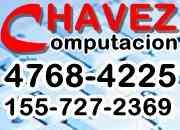 Servicio Tecnico Reparacion de PC Computadoras a Domicilio CHAVEZ COMPUTACION
