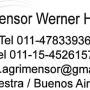 Agrimensor Werner Horsch
