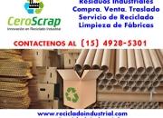 Limpieza de Fábricas reciclado servicios en General San Martín  15 4928-5301