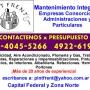 Refacciones de cocinas integrales en Villa Urquiza Presupuestos al *15-4045-5266*