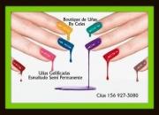 Uñas de GEL, Esmaltado semi Permanente, Mancuria integral, Almagro, Villa crespo