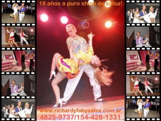 Shows de salsa
