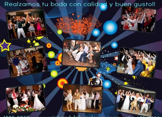 Shows para bodas, shows de salsa