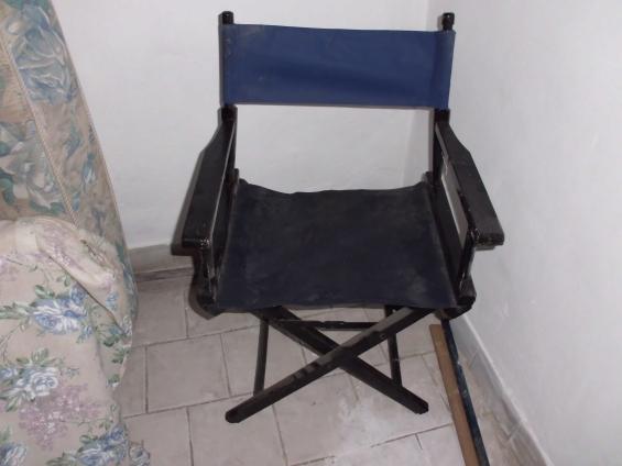 Vendo 10 sillas plegables