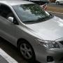Vendo Toyota Corolla 1.8 XEI pack caja auto/sec