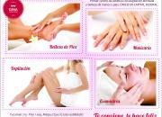 Belleza de manos y pies en Microcentro
