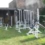 Aparatos de gimnasio