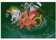 Liquido urgente motor Ford marinizado, muy buen estado!