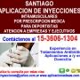 Aplicacion de Inyecciones Barracas Tfno. (15-3606 1304)
