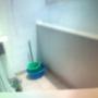 Balcon con pileta para lavar la ropa
