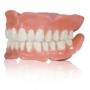 protesis dentales acrilicos, cromos , flexibles combos ,composturas , agregados
