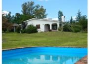 Casa en Tanti Cordoba para 8 personas con pileta