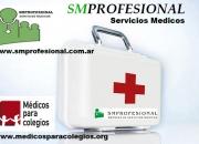 SERVICIOS MEDICOS . smprofesional 4774-0041
