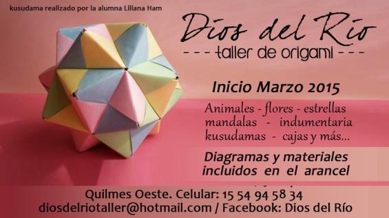 origami quilmes