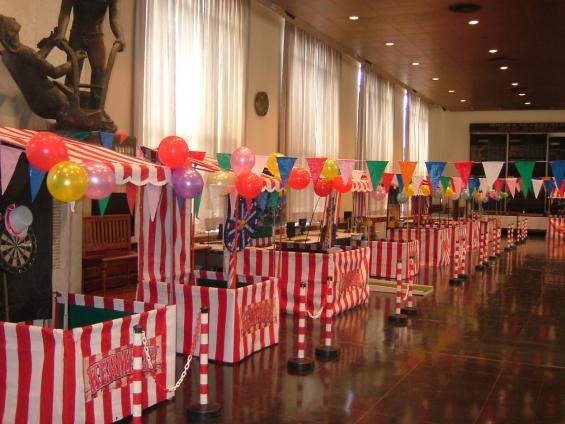 Decoracion stand kermesse for Decoracion kermes mexicana