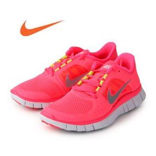 timeless design 1e587 1c200 Nike Free Gris Con Fucsia