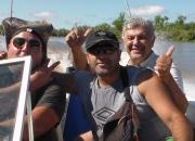 paseos en lancha o pesca zona de islas