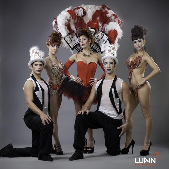 Staff de Luain Producciones