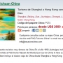 Turismo de Shanghai a Hong Kong con Jiuzhaigou 16 Dias