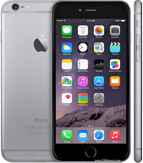 Vendo iphone 6 plus, casi nuevo poco uso con funda tech21