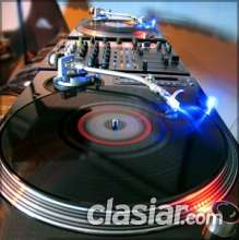 Disc jockey desde $ 1000.- en capital federal