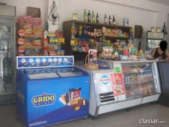 Ya! vendo oportunidad!! fiambrería. almacén. helados muy buena ubicación.