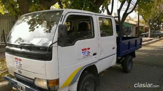 Oportunidad!! vendo camioncito utilitario mod 2000 consulta ahora.