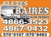 Fletes y Mudanzas - Baires