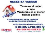 Tasamos Su Propiedad Zona Belgrano C, Palermo, Barrio Norte  Tel. [15-55762575]