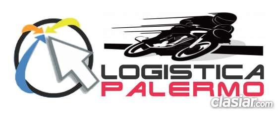Mensajeria en moto logistica palermo 2005-9819