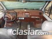 Cabina del motor >home modelo 89 con 137.000 km