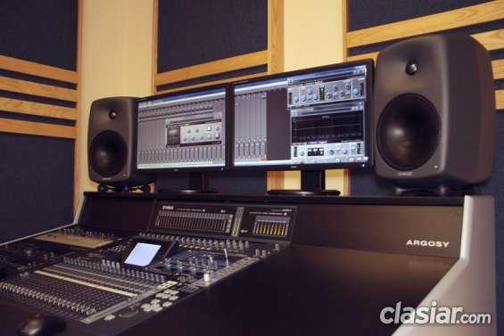 Clases de producción musical a domicilio/ pc & mac