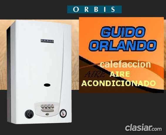 Servicio tecnico calderas radiadores piso radiantes