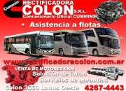 Rectificadora Colon: Rectificación y servicios de motores para camiones y colectivos