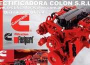 Rectificadora colon: Reparación y venta de repuestos para motores de tractores 4267-4443