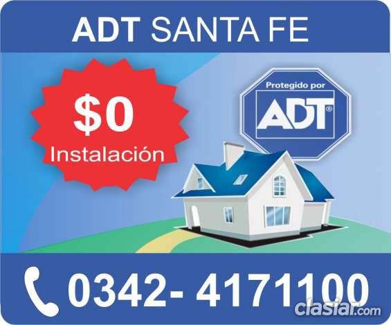 Tel: 0342-4171100  0800 adt en santa fe 0800-345-1554