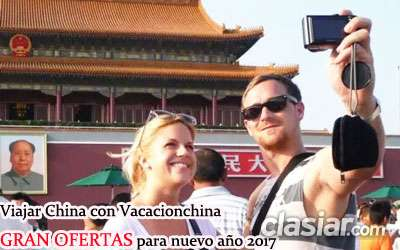 Viajes china 2017