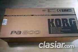 Venta: korg pa900 / pa800 / pa600 / pa500