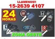 Llaves codificadas en General Rodriguez Tlfno [15-2639 4107]